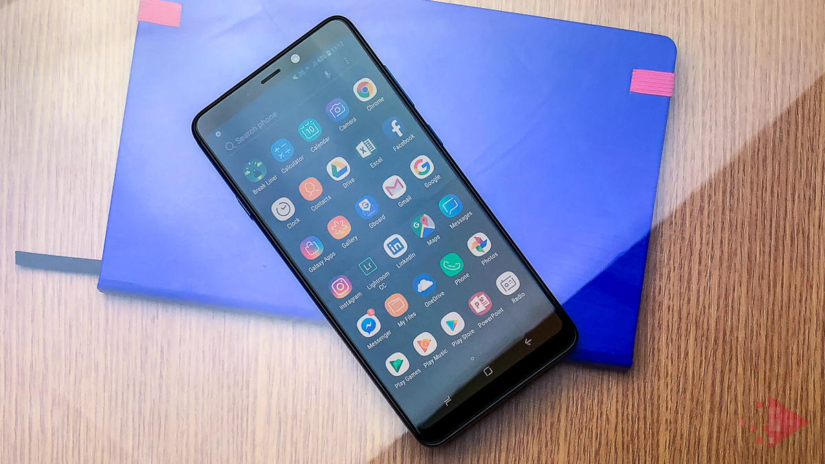 Samsung Galaxy A9 REVIEW-7