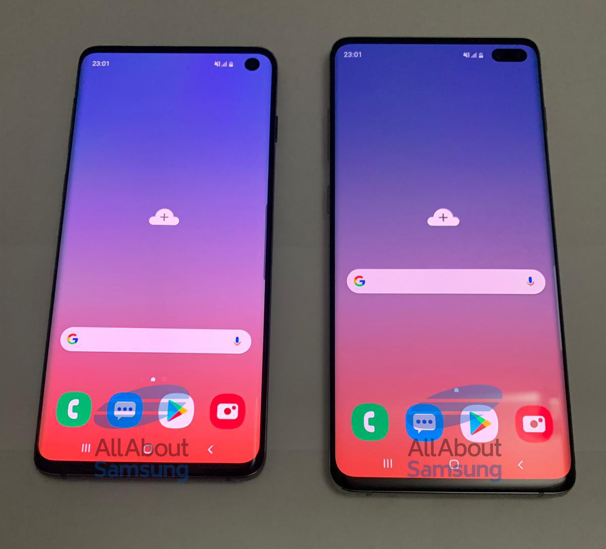 Samsung Galaxy S10 poze bune (1)