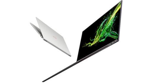 Acer Swift 7 este cel mai subțire și mai scump laptop al taiwanezilor