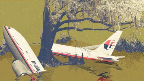 Experții sunt convinși că au găsit resturi noi din avionul malaezian dispărut