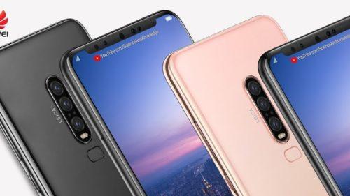 Primele detalii despre Huawei P30 și P30 Pro: Cu ce va face valuri telefonul de top