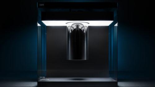 FOTO Noul calculator cuantic al IBM este o operă de artă