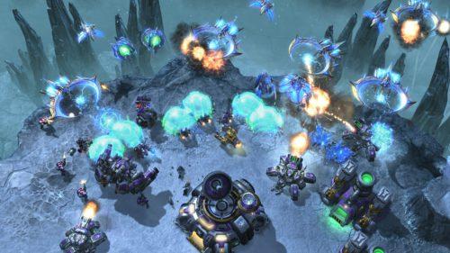 Inteligența artificială e mai bună ca tine și te bate acum și la StarCraft II