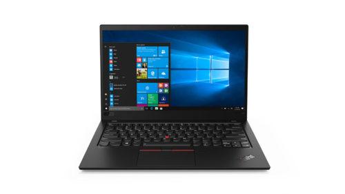 Lenovo și-a îmbunătățit cel mai bun laptop de business: ThinkPad X1 Carbon 2019