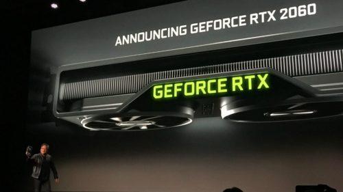 Nvidia RTX 2060 va fi mai puternică, dar și mai ieftină decât GTX 1070 Ti