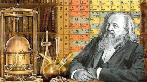Cel mai vechi tabel periodic din lume e un fel de minune a cercetării