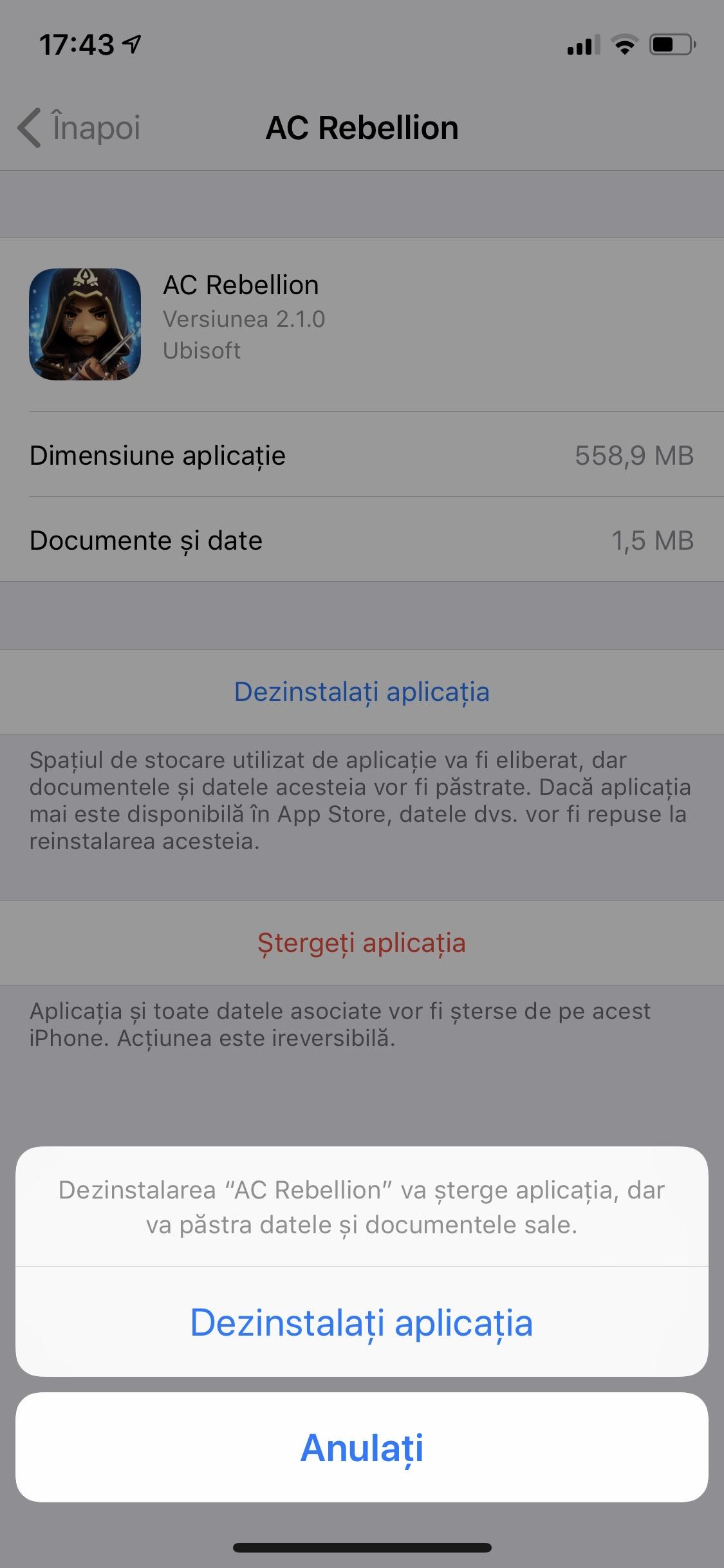 Cum ștergi aplicații de pe iPhone fără să pierzi date