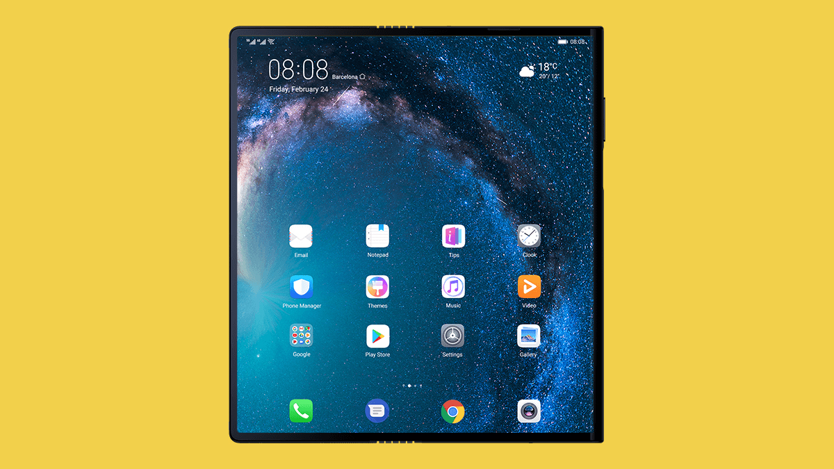 Huawei Mate X specificatii (3)
