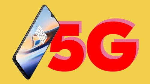 După Samsung Galaxy S10 5G, OnePlus se laudă cu telefonul 5G