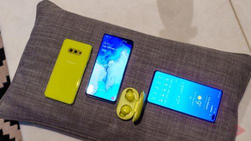 Ce Samsung Galaxy S10 să ai în funcție de salariu: de la minim la Țiriac