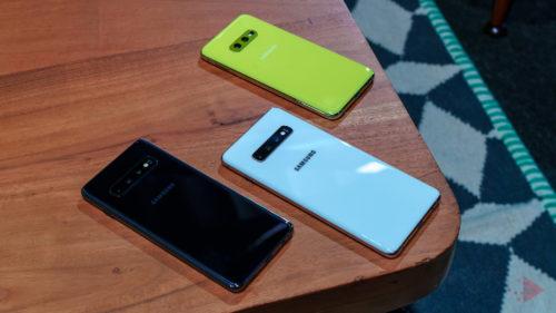Preț Samsung Galaxy S10, în România la Digi, Orange, Vodafone și Telekom