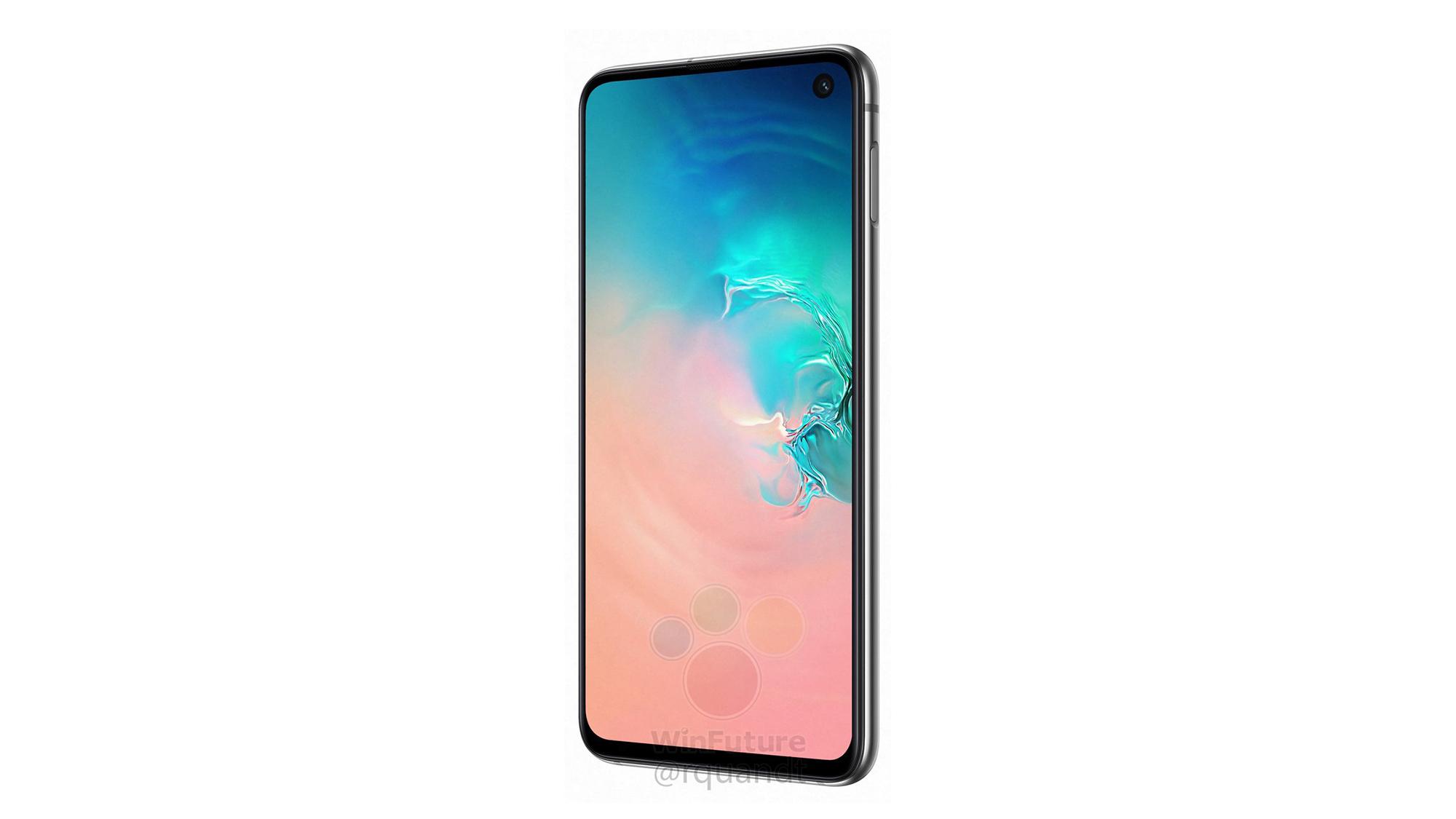 Samsung Galaxy S10 E profil