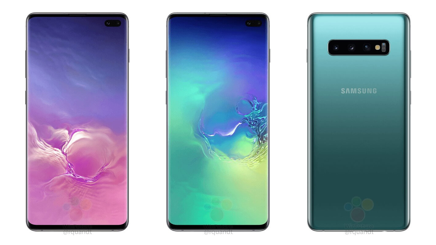 Samsung Galaxy S10 plus (2)