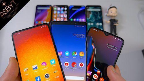 Cele mai rapide telefoane în 2019: ce smartphone să îți cumperi