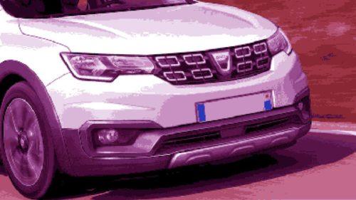 Noua Dacia Sandero, în primele imagini spion, arată o schimbare radicală