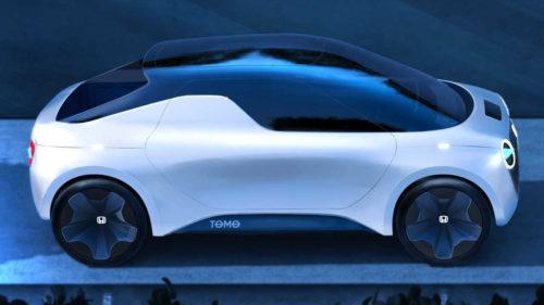 Mașina electrică pe care ți-o dorești ar putea fi acest model Honda