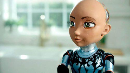 Robotul Sophia are acum o soră robot, pentru că de ce nu?