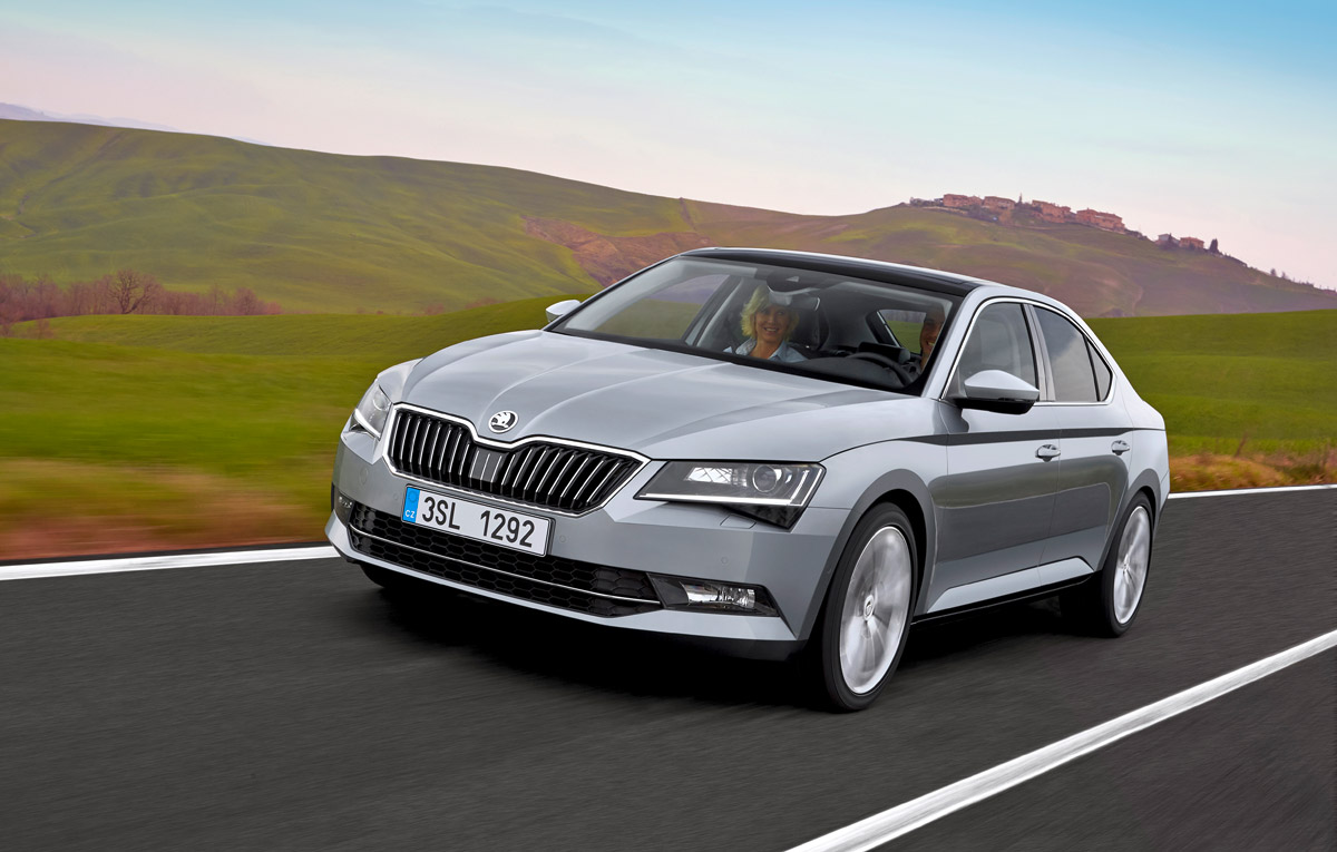 rabla 2019 skoda superb