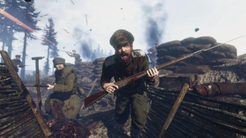 S-a lansat FPS-ul în care poți retrăi victoria României împotriva germanilor