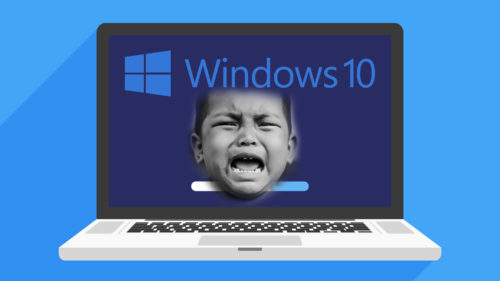 Actualizările la Windows 10 te scot la pensie, dar există o soluție să te enervezi mai puțin