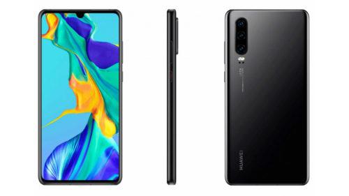 Huawei P30 și Huawei P30 Pro au ajuns online, cu specificațiile complete