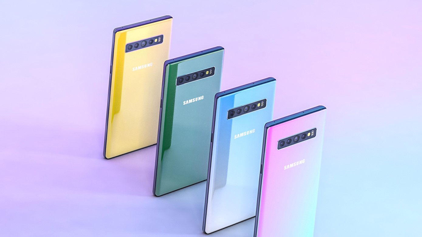 Samsung Galaxy Note 10 2