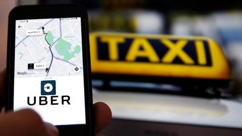 Un șofer Uber a spart casa unui client: cum a știut că nu era acasă