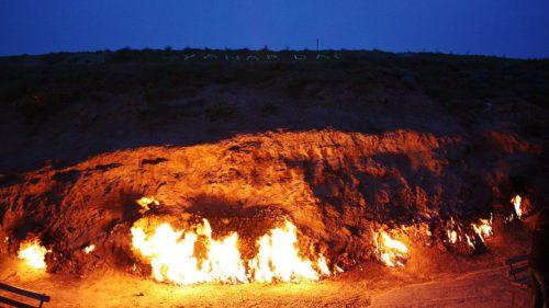 Focul etern din Azerbaijan: Ce trebuie să știi despre flăcările care ard de 4.000 de ani