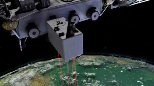 """NASA """"lovește"""" pădurile cu un laser, dar nu e ceea ce pare"""