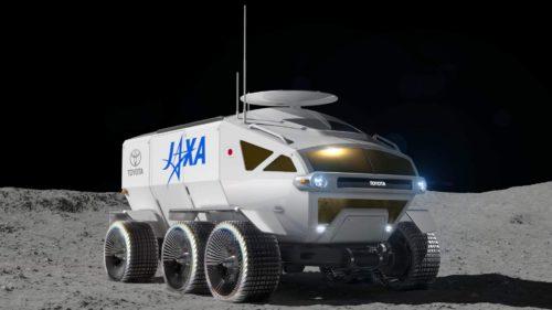Toyota face vehiculul pe care l-ai mai văzut doar în filme SF