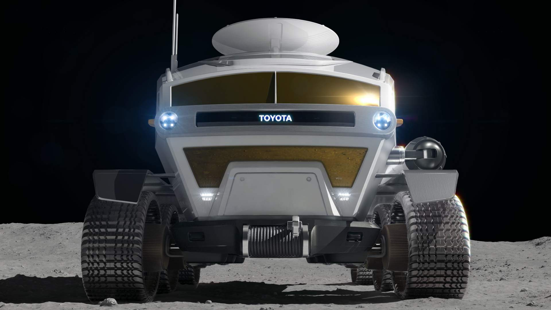 toyota vehicul spatial