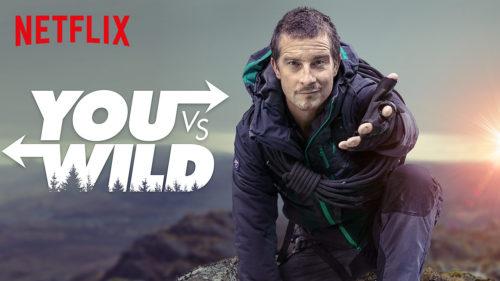 Netflix a anunțat viitorul proiect interactiv: vei face o aventură cu Bear Grylls
