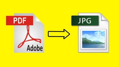 Cum transformi un PDF in JPG pe Windows, Mac sau online