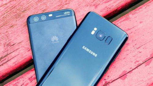 Telefoane Samsung și Huawei: secretul de a le lua ieftin înainte de Paște