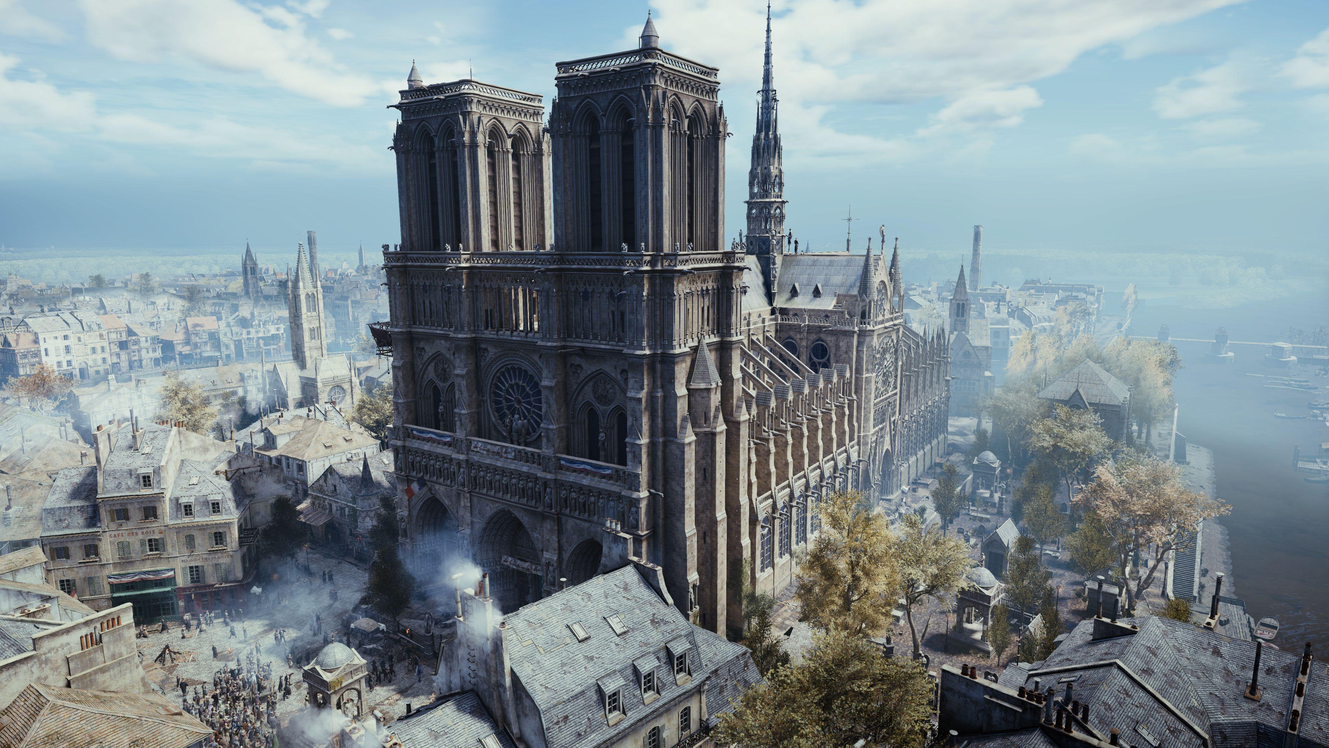Notre Dame Unity