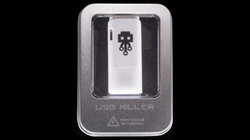 """USB Killer: stick-ul """"criminal"""" a făcut o pagubă fabuloasă"""