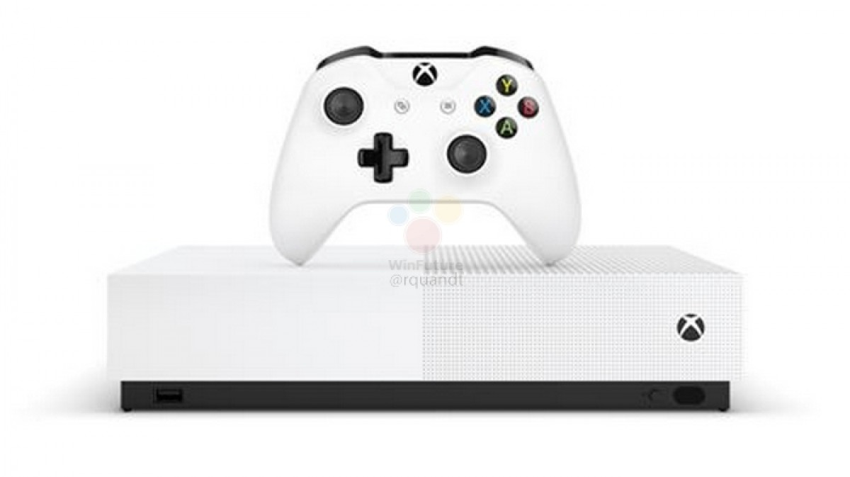 Xbox One S fără disc