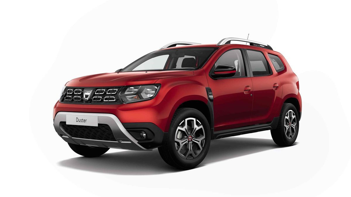 dacia duster techroad