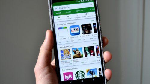 Cum oprești actualizările automate în Google Play Store