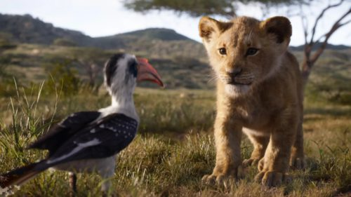 Lion King face valuri la box office: cât a căzut Spider Man: Far from Home