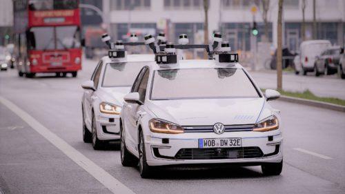 Cele mai avansate mașini care se conduc singure au intrat în teste