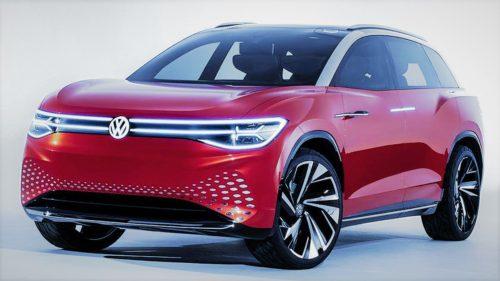 Volkswagen a prezentat SUV-ul viitorului, în care te vei simți ca acasă