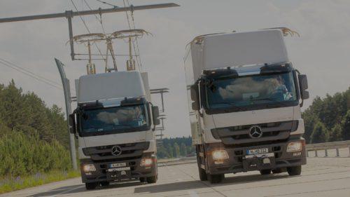 Camionul care îți arată că Germania e în 2035, cât România e încă în 2019