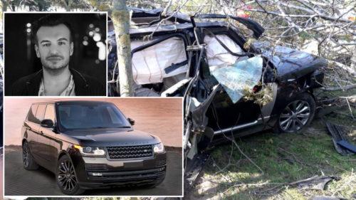 Ce model de Range Rover conducea Răzvan Ciobanu. E greu să mori în acest SUV