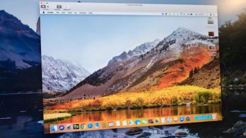 Cum oferi asistență pe Mac de la distanță, fără TeamViewer