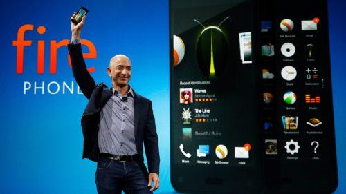 Amazon vrea să-și încerce iarăși norocul cu un smartphone nou
