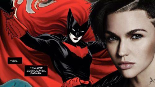 Batwoman se va transforma într-un serial TV: cine va intepreta personajul din DC Comics