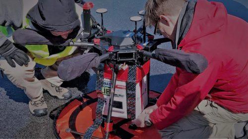 Premieră în medicină: organele livrate cu drona care salvează vieți