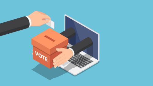 Ce e votul electronic și cum ar putea fi folosit de România ca să nu mai fie cozi la alegeri