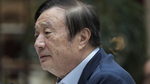 Fondatorul Huawei vorbește despre Trump, Apple și 5G